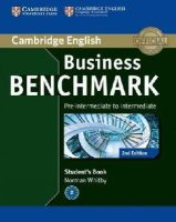 Whitby, Norman - Business Benchmark Pre-intermediate to Intermediate BULATS Student's Book - 9781107697812 - V9781107697812