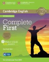Brook-Hart, Guy - Complete First Student's Book Pack (Student's Book with Answers with CD-ROM, Class Audio CDs (2)) - 9781107698352 - V9781107698352