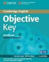 Capel, Annette, Sharp, Wendy - Objective Key Workbook without Answers - 9781107699212 - V9781107699212