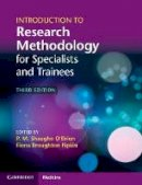 - Introduction to Research Methodology for Specialists and Trainees - 9781107699472 - V9781107699472