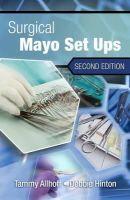 Allhoff, Tammy, Hinton, Debbie - Surgical Mayo Setups - 9781111138189 - V9781111138189
