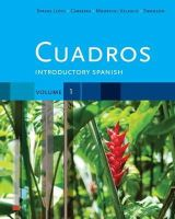 Spaine Long, Sheri, Madrigal Velasco, Sylvia, Swanson, Kristin, Carreira, Maria - Cuadros Student Text, Volume 1 of 4: Introductory Spanish - 9781111341145 - V9781111341145