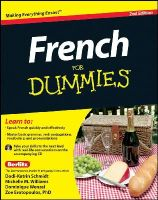 Erotopoulos, Dodi-Katrin Schmidt, Michelle M. Williams, Dominique Wenzel - French For Dummies, with CD (For Dummies (Language & Literature)) - 9781118004647 - V9781118004647