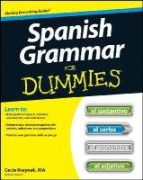 Kraynak, Cecie - Spanish Grammar For Dummies - 9781118023808 - V9781118023808