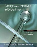Montgomery, Douglas C. - Design and Analysis of Experiments - 9781118097939 - V9781118097939