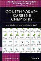 Moss, Robert A.; Doyle, Michael P. - Contemporary Carbene Chemistry - 9781118237953 - V9781118237953