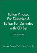 Onofri, Francesca Romana - Italian Phrases For Dummies & Italian For Dummies, 2r.ed - 9781118275382 - V9781118275382