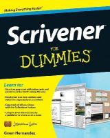 Hernandez, Gwen; Pope, Ivan - Scrivener For Dummies - 9781118312476 - V9781118312476