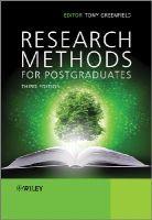 - Research Methods for Postgraduates - 9781118341469 - V9781118341469
