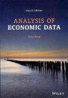 Gary Koop - Analysis of Economic Data 4th Edition - 9781118472538 - V9781118472538