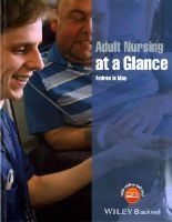 Le May, Andree - Adult Nursing at a Glance - 9781118474556 - V9781118474556