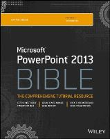 - PowerPoint 2013 Bible - 9781118488119 - V9781118488119