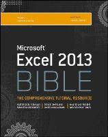 Walkenbach, John - Excel 2013 Bible (Excel Bible) - 9781118490365 - V9781118490365
