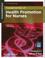 - Fundamentals of Health Promotion for Nurses - 9781118515778 - V9781118515778