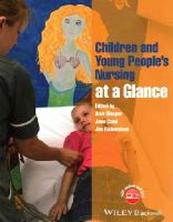 - Children and Young People's Nursing at a Glance - 9781118516287 - V9781118516287