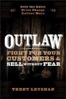 Leyshan, Trent - Outlaw - 9781118524060 - V9781118524060