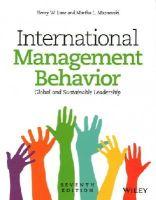 Lane, Henry W.; Maznevski, Martha L.; DiStefano, Joseph J. - International Management Behavior - 9781118527375 - V9781118527375