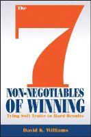 Williams, David K. - The 7 Non-Negotiables of Winning - 9781118571644 - V9781118571644