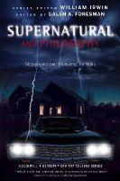 - Supernatural and Philosophy - 9781118615959 - V9781118615959