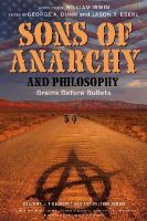 - Sons of Anarchy and Philosophy - 9781118641576 - V9781118641576