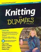 Allen, Pam; Okey, Shannon; Barr, Tracy L.; Bird, Marly - Knitting For Dummies - 9781118661512 - V9781118661512