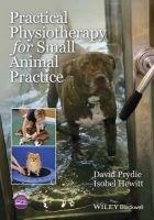Prydie, David, Hewitt, Isobel - Practical Physiotherapy for Small Animal Practice - 9781118661543 - V9781118661543