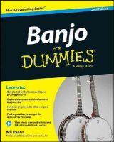 Evans, Bill - Banjo For Dummies - 9781118746332 - V9781118746332