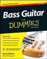 Pfeiffer, Patrick - Bass Guitar For Dummies(R) - 9781118748800 - V9781118748800