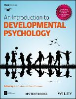 - An Introduction to Developmental Psychology (BPS Textbooks in Psychology) - 9781118767207 - V9781118767207