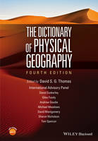 Thomas, David S. G. - The Dictionary of Physical Geography - 9781118782330 - V9781118782330