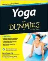 Consumer Dummies - Yoga For Dummies - 9781118839560 - V9781118839560