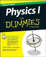 Consumer Dummies - 1,001 Physics Practice Problems For Dummies - 9781118853153 - V9781118853153