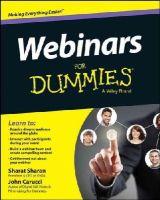 Sharan, Sharat, Carucci, John - Webinars For Dummies (For Dummies (Business & Personal Finance)) - 9781118885727 - V9781118885727