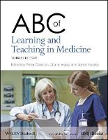 - ABC of Learning and Teaching in Medicine (ABC Series) - 9781118892176 - V9781118892176