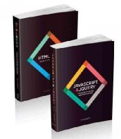 Duckett, Jon - Web Design with HTML, CSS, JavaScript and jQuery Set - 9781118907443 - V9781118907443