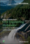 Marriott, Martin - Nalluri And Featherstone's Civil Engineering Hydraulics: Essential Theory with Worked Examples - 9781118915639 - V9781118915639