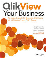 Troyansky, Oleg, Gibson, Tammy, Leichtweis, Charlie - QlikView Your Business: An expert guide to Business Discovery with QlikView and Qlik Sense - 9781118949559 - V9781118949559