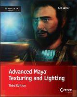 Lanier, Lee - Advanced Maya Texturing and Lighting - 9781118983522 - V9781118983522
