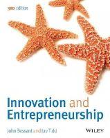Bessant, John, Bessant, J. R. - Innovation and Entrepreneurship - 9781118993095 - V9781118993095