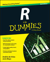 de Vries, Andrie, Meys, Joris - R For Dummies - 9781119055808 - V9781119055808