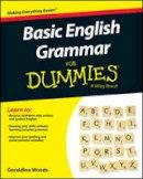 Woods, Geraldine - Basic English Grammar For Dummies (For Dummies (Language & Literature)) - 9781119063476 - V9781119063476