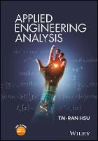 Hsu, Tai–Ran - Applied Engineering Analysis - 9781119071204 - V9781119071204