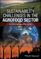 - Sustainability Challenges in the Agrofood Sector - 9781119072768 - V9781119072768
