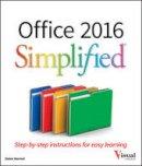 Marmel, Elaine - Office 2016 Simplified - 9781119074748 - V9781119074748
