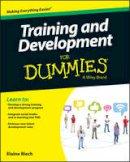 Biech, Elaine - Training and Development For Dummies - 9781119076339 - V9781119076339
