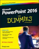 Lowe, Doug - PowerPoint 2016 For Dummies (Powerpoint for Dummies) - 9781119077053 - V9781119077053