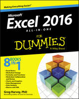 Harvey, Greg - Excel 2016 All-in-One For Dummies - 9781119077152 - V9781119077152