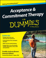 Brown, Dr Freddy Jackson; Wiley - Acceptance and Commitment Therapy For Dummies - 9781119106289 - V9781119106289