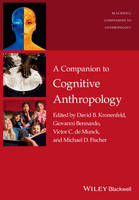 - Companion to Cognitive Anthropology - 9781119111658 - V9781119111658