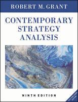 Grant, Robert M. - Contemporary Strategy Analysis - 9781119120841 - V9781119120841
